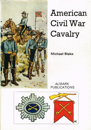Image for AMERICAN CIVIL WAR CAVALRY