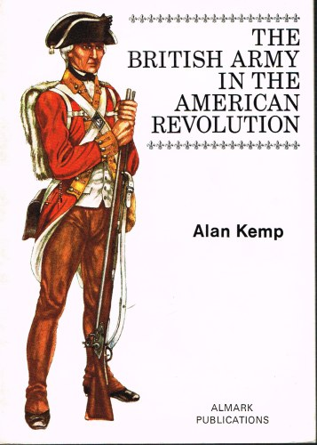 Image for THE BRITISH ARMY IN THE AMERICAN REVOLUTION