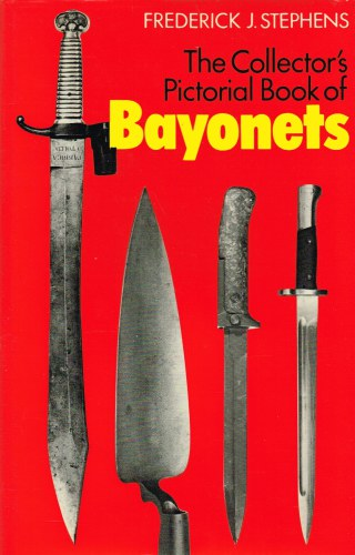 Image for THE COLLECTOR'S PICTORIAL BOOK OF BAYONETS