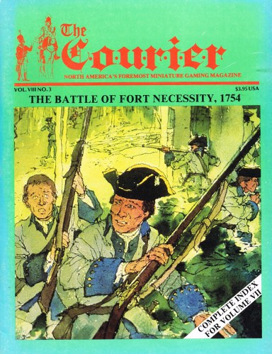 Image for THE COURIER : VOL.VIII, NO.3