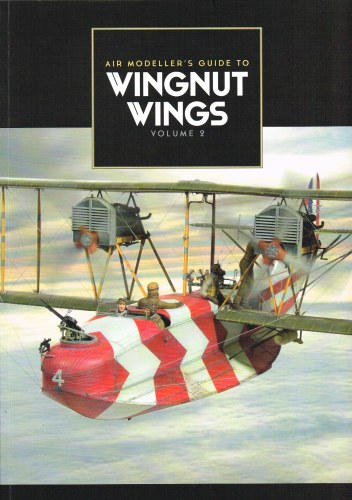 Image for AIR MODELLER'S GUIDE TO WINGNUT WINGS : VOLUME 2