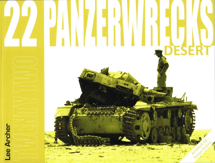 Image for PANZERWRECKS 22 : DESERT