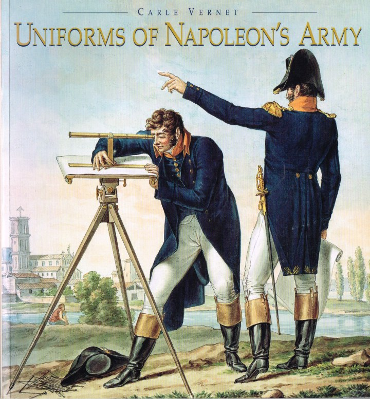 Image for UNIFORMS OF NAPOLEON'S ARMY
