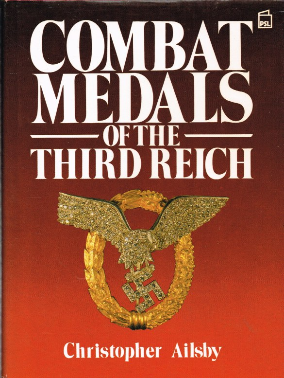 Image for COMBAT MEDALS OF THE THIRD REICH