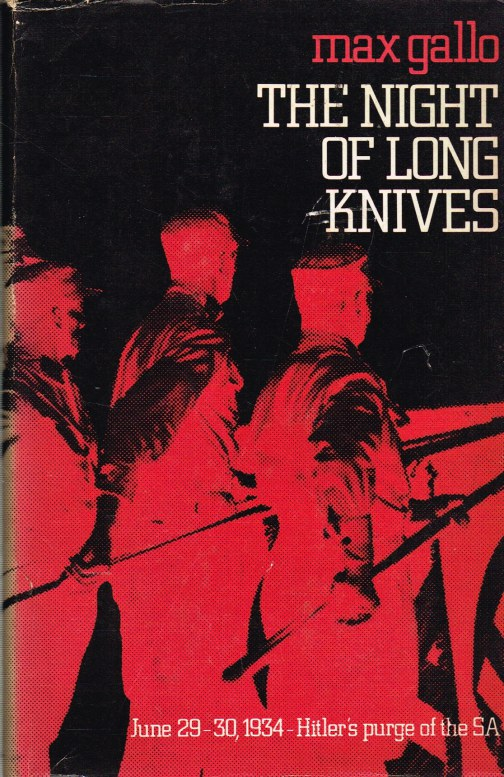 Image for THE NIGHT OF LONG KNIVES