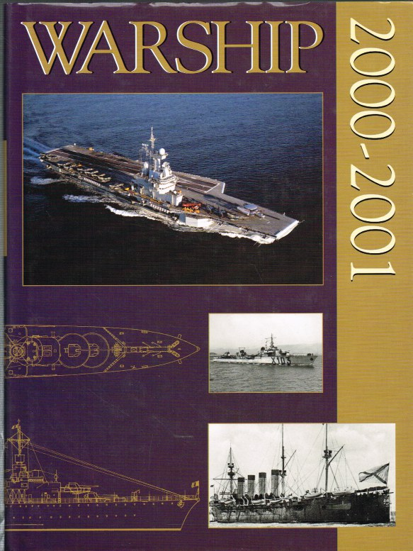 Image for WARSHIP 2000-2001