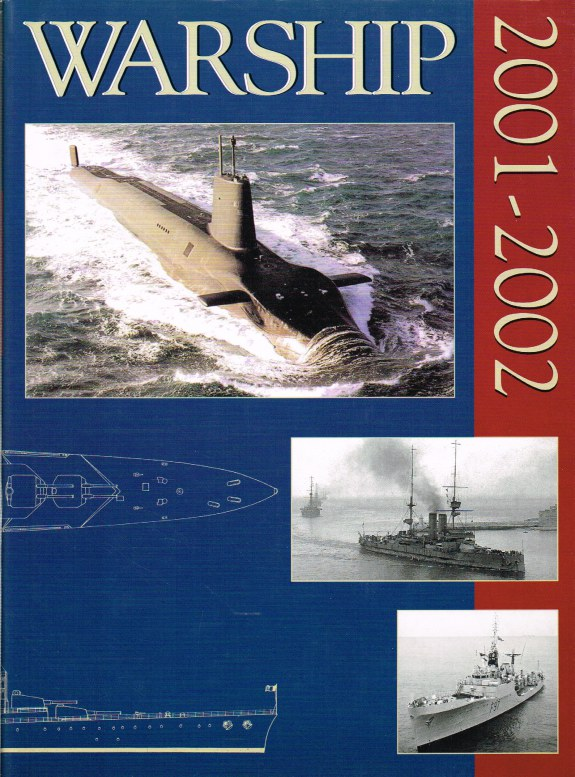 Image for WARSHIP 2001-2002