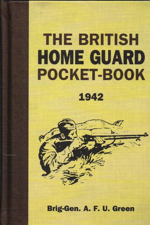 Image for THE BRITISH HOME GUARD POCKET-BOOK