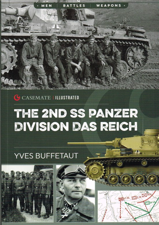 Image for THE 2ND SS PANZER DIVISION DAS REICH
