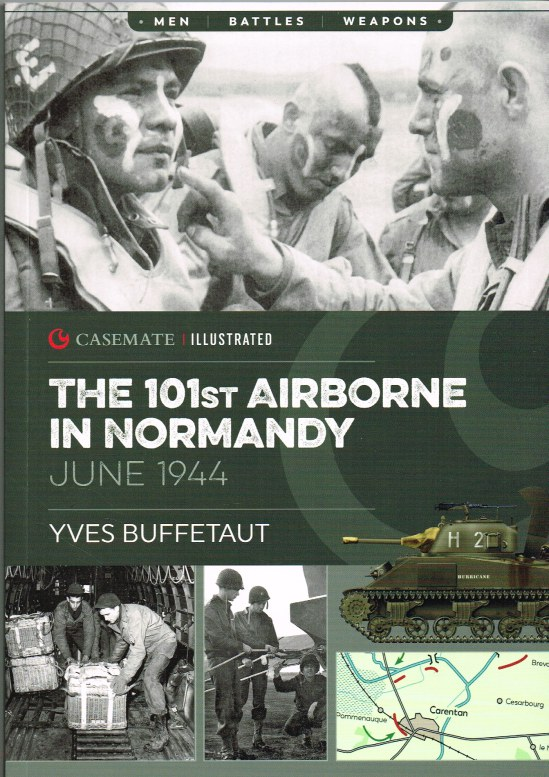 Image for THE 101ST AIRBORNE IN NORMANDY, JUNE 1944