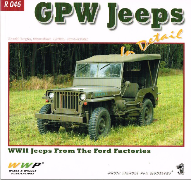 Image for GPW JEEPS IN DETAIL