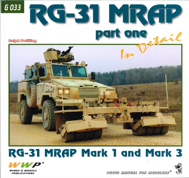 Image for RG-31 MRAP IN DETAIL: PART ONE