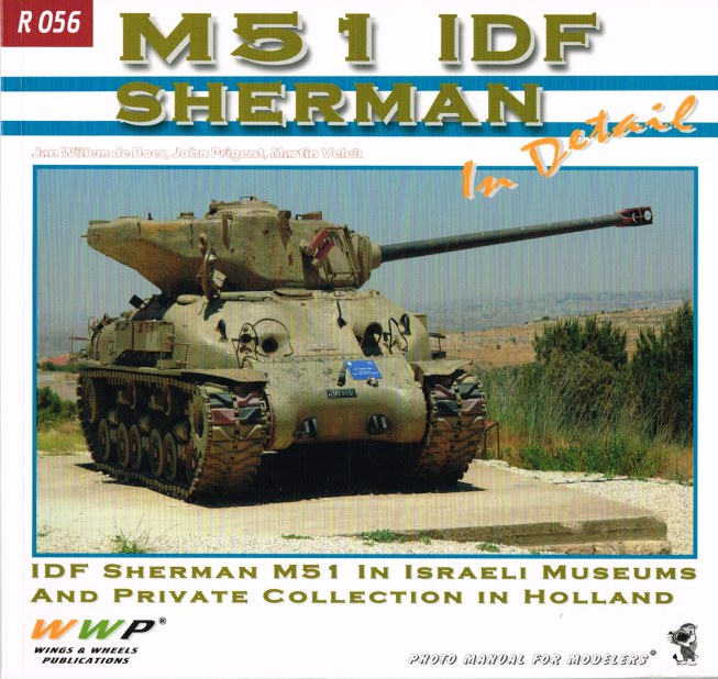 Image for M51 IDF SHERMAN IN DETAIL