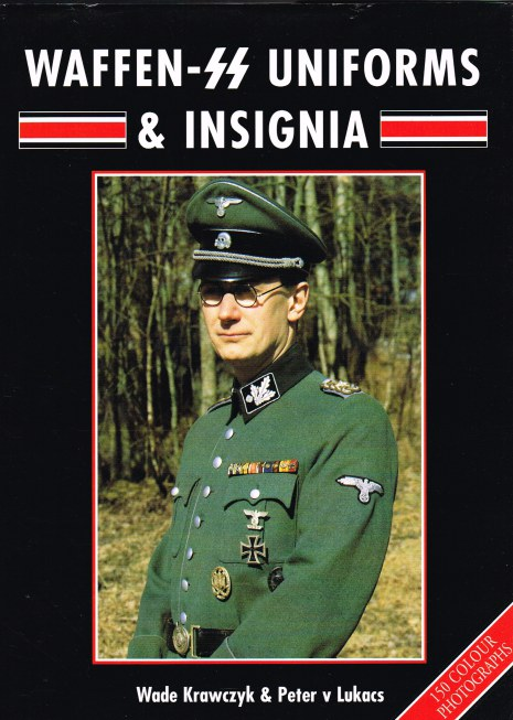Image for WAFFEN-SS UNIFORMS & INSIGNIA