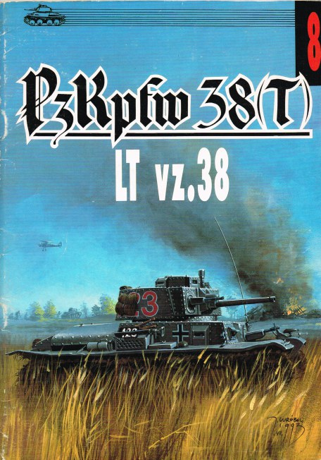 Image for PZKPFW 38 (T) LT VZ.38 (POLISH TEXT)