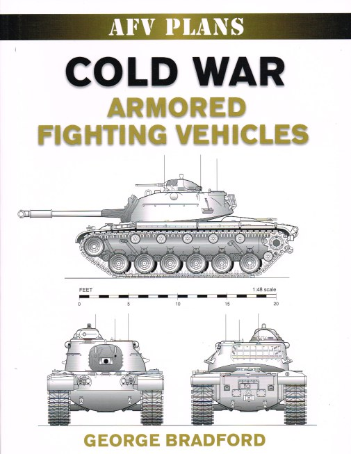 Image for WORLD WAR II AFV PLANS: COLD WAR ARMORED FIGHTING VEHICLES