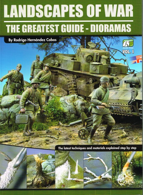 Image for LANDSCAPES OF WAR - THE GREATEST GUIDE - DIORAMAS: VOL.1