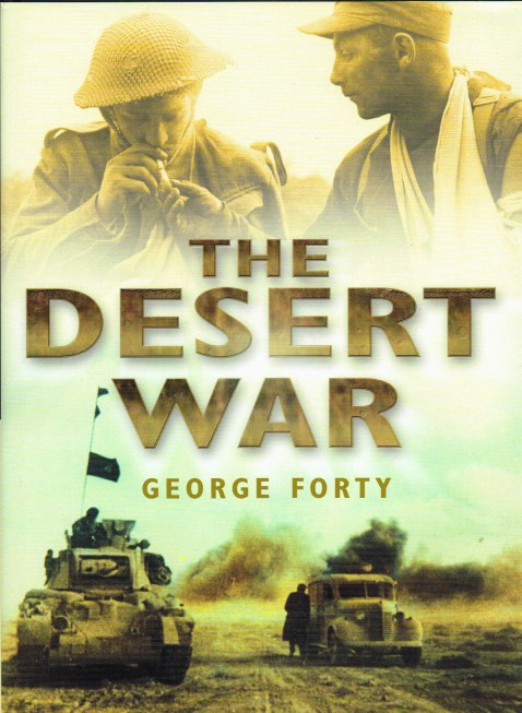 Image for THE DESERT WAR