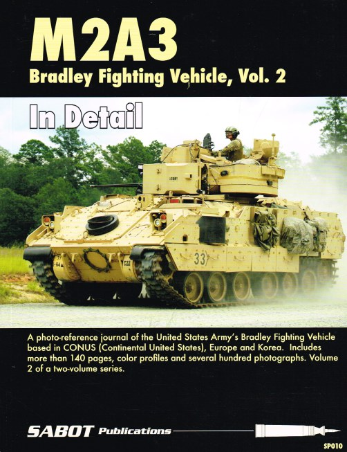 Image for M2A3 BRADLEY FIGHTING VEHICLE IN DETAIL : VOLUME 2