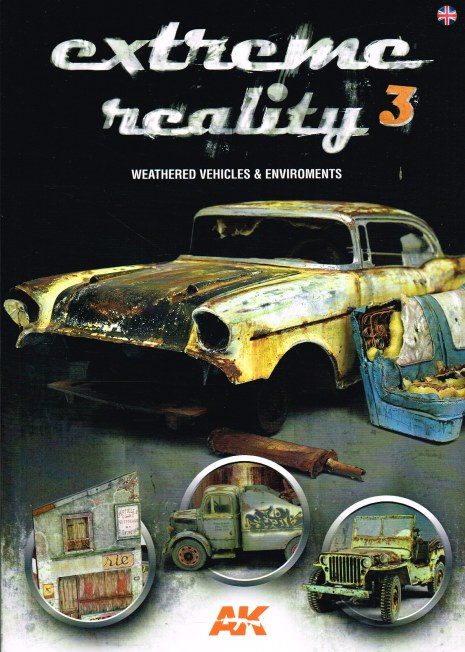 Image for EXTREME REALITY 3 : WEATHERED VEHICLES & ENVIROMENTS