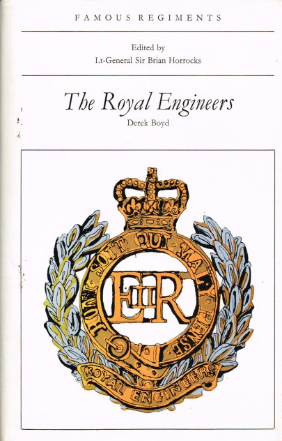 Image for FAMOUS REGIMENTS : THE ROYAL ENGINEERS