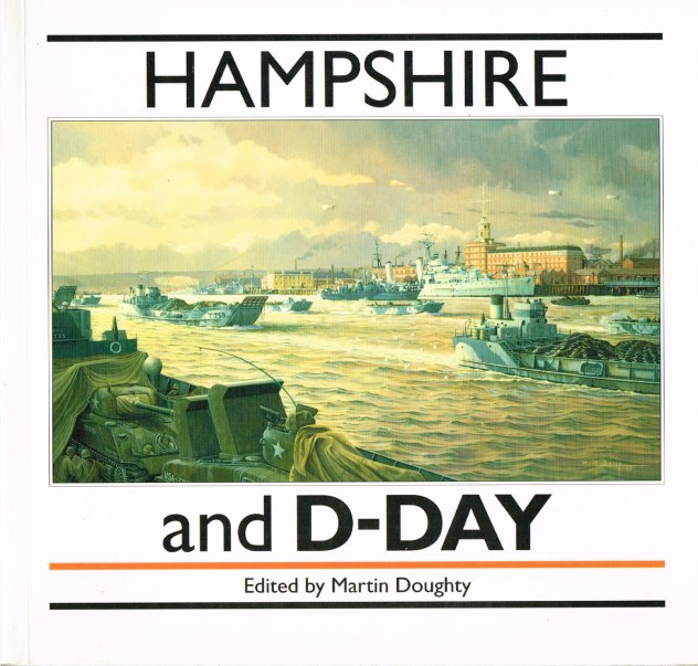 Image for HAMPSHIRE AND D-DAY