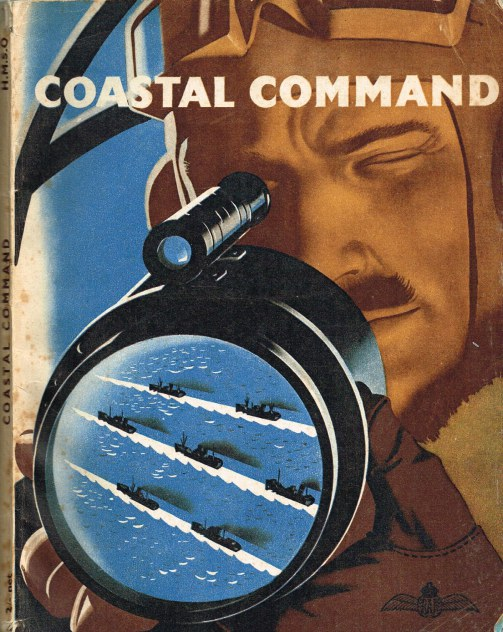 Image for COASTAL COMMAND: THE AIR MINISTRY ACCOUNT OF THE PART PLAYED BY COASTAL COMMAND IN THE BATTLE OF THE SEAS 1939 - 1942