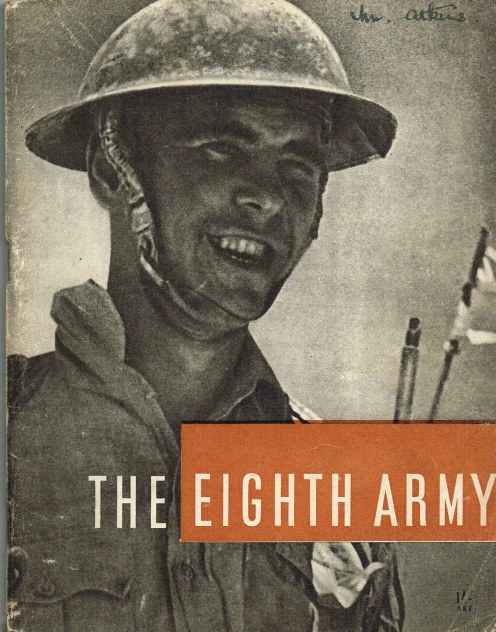 Image for THE EIGHTH ARMY: SEPTEMBER 1941 TO JANUARY 1943