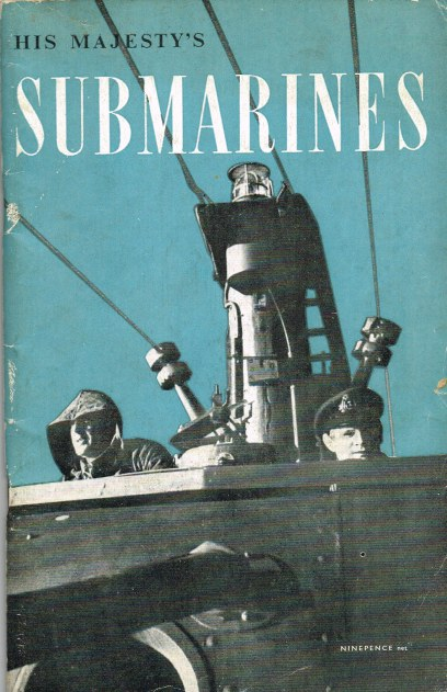 Image for HIS MAJESTY'S SUBMARINES