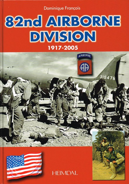 Image for ALBUM MEMORIAL: 82ND AIRBORNE DIVISION 1917-2005