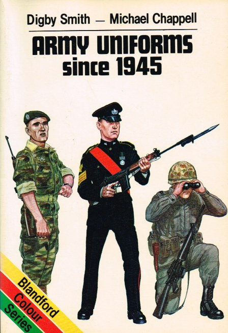 Image for ARMY UNIFORMS SINCE 1945