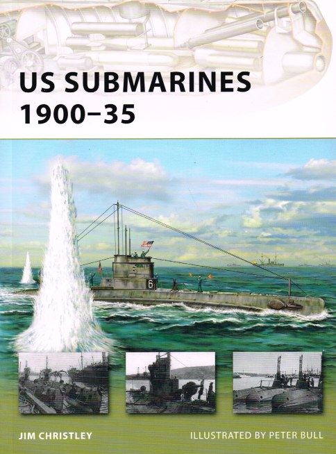Image for US SUBMARINES 1900-35