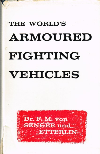 Image for THE WORLD'S ARMOURED FIGHTING VEHICLES