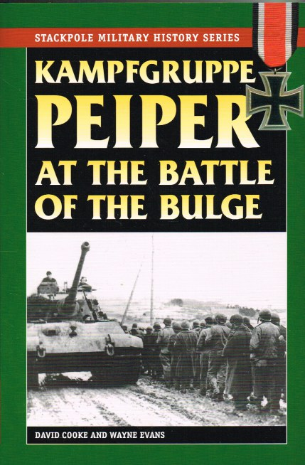 Image for KAMPFGRUPPE PEIPER AT THE BATTLE OF THE BULGE