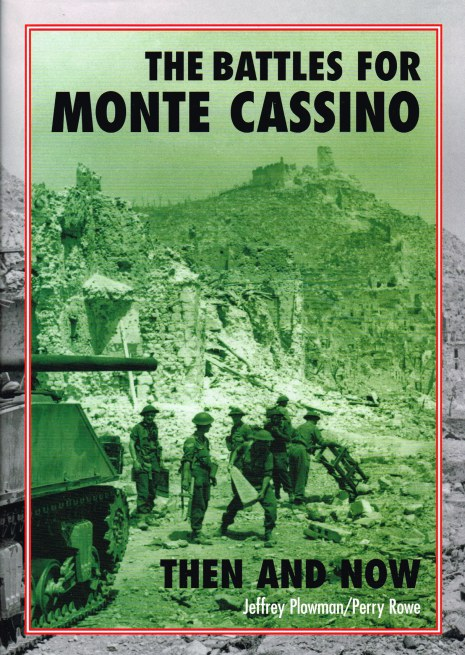 Image for THE BATTLES FOR MONTE CASSINO THEN AND NOW