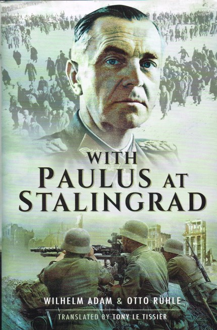 Image for WITH PAULUS AT STALINGRAD