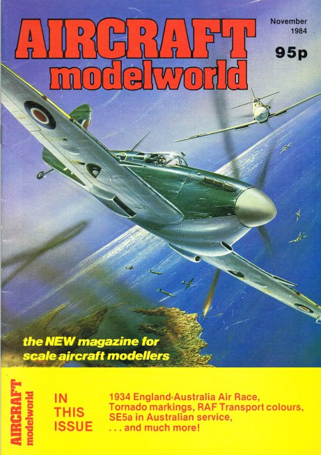 Image for AIRCRAFT MODELWORLD VOLUME 1 NO 9 : NOVEMBER 1984