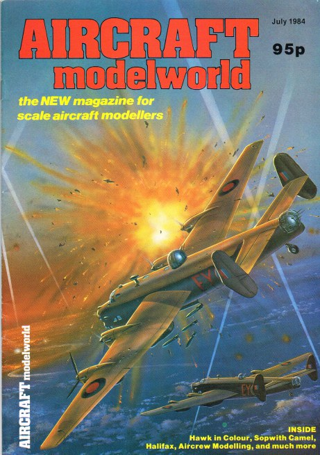 Image for AIRCRAFT MODELWORLD VOLUME 1 NO 5 : JULY 1984
