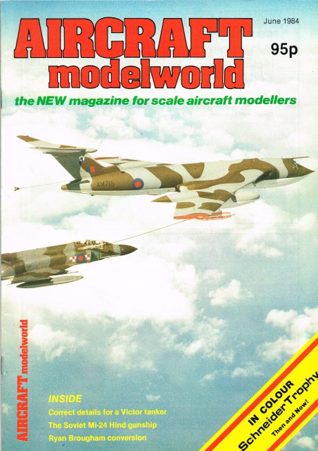 Image for AIRCRAFT MODELWORLD VOLUME 1 NO 4 : JUNE 1984