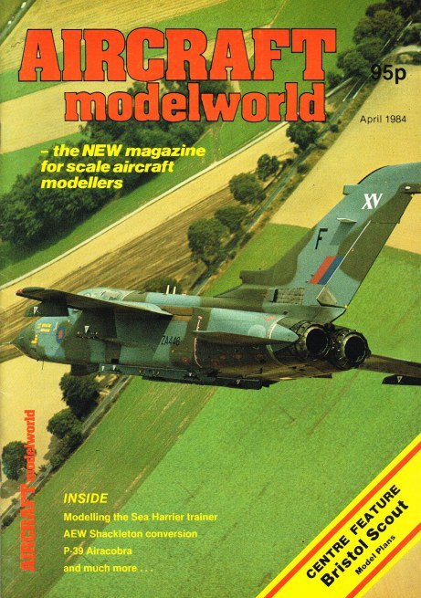 Image for AIRCRAFT MODELWORLD VOLUME 1 NO 2 : APRIL 1984