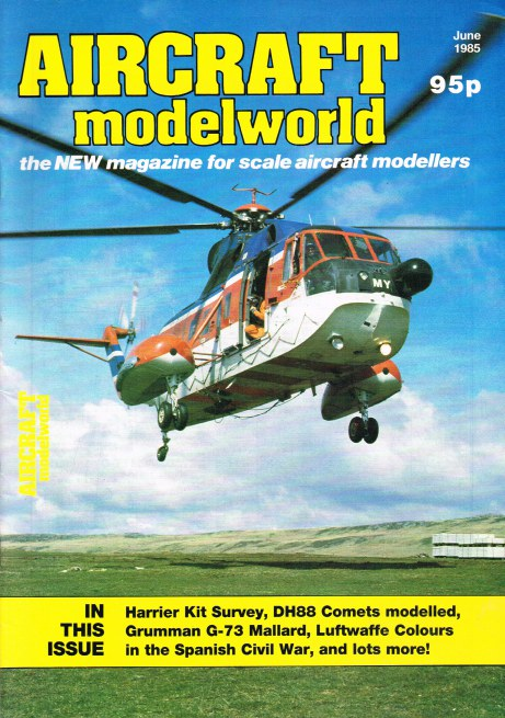Image for AIRCRAFT MODELWORLD VOLUME 2 NO 4 : JUNE 1985