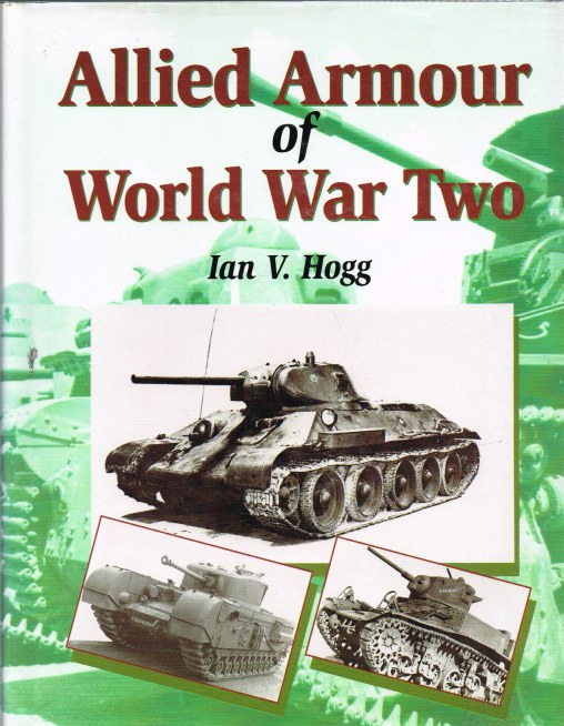 Image for ALLIED ARMOUR OF WORLD WAR TWO