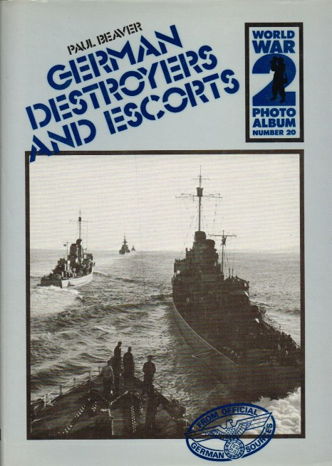 Image for GERMAN DESTROYERS AND ESCORTS