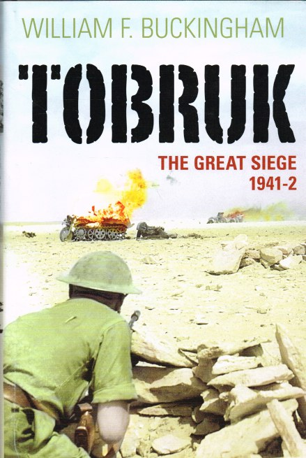 Image for TOBRUK: THE GREAT SIEGE 1941-2