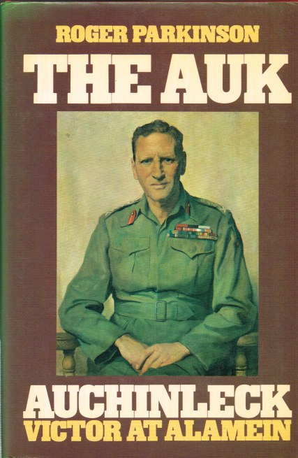 Image for THE AUK : AUCHINLECK, VICTOR AT ALAMEIN