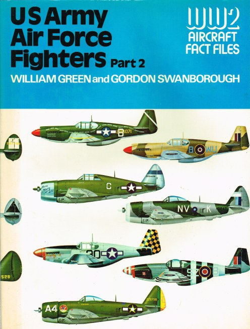 Image for WORLD WAR 2 FACT FILES: US ARMY AIR FORCE FIGHTERS PART TWO