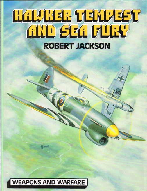 Image for HAWKER TEMPEST AND SEA FURY