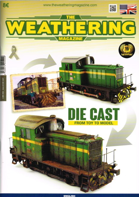 Image for THE WEATHERING MAGAZINE ISSUE 23: DIE CAST