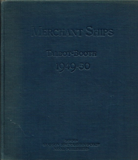 Image for MERCHANT SHIPS 1949-1950