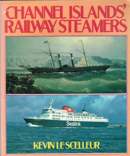 Image for CHANNEL ISLANDS' RAILWAY STEAMERS